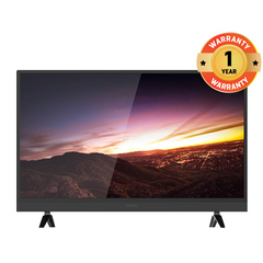 Skyworth 40S3A31T 40''  Smart and Digital Full HD TV black 40 inch