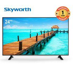 Skyworth  Digital LED TV 24 Inch 24E2A Black 24
