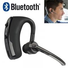 Bluetooth Wireless Headset Stereo Headphone Earphone Sport Handfree Universal black Headset