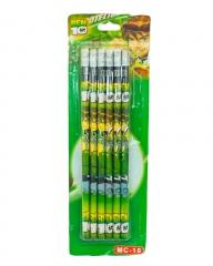 Ben 10  Pencils