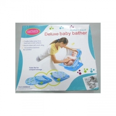 Deluxe Baby Bather- Blue one size