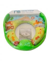 Disney Cars Kids Padded Toilet Seat Soft Potty Training Toilet Trainer