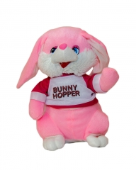 Battery Operating Dancing Bunny Hopper-Pink