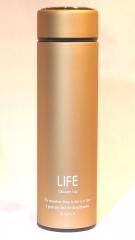 Life Vacuum Mug - Gold gold one size