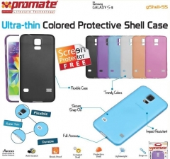PROMATE S5 PROTECTIVE CASE GSHELL -100546696 white samsung galaxy s5