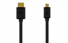 EUGIZMO HDMI A-MICRO-HDMI (D) AVC-CABLINK HC -100170840 black 1.5m