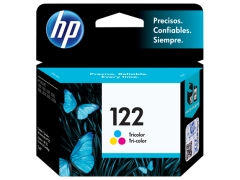 HP Inkjet Printer Cartridges  122 color-100278326