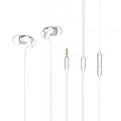 MicroPack Earphone EM-300 -100170864 silver