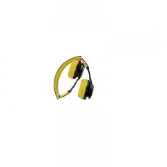 MicroPack headphone MHP-500 -100170865 black/yellow