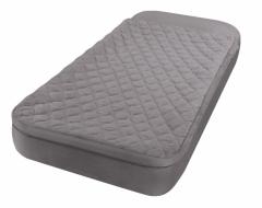 Intex (66998) Twin Airbed/Sleeping Bag - grey&black