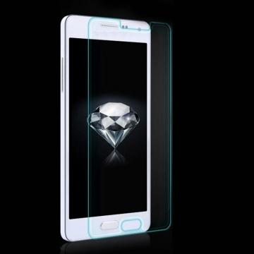 Tempered Glass Screen Protector Protective Film For Samsung Galaxy J5 HD Transparent 5 inch