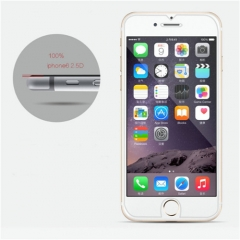 New Genuine Tempered Glass Film Screen Protector Crystal for  iPhone 6 / 6S