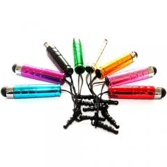 Plastic Bullet Capacitance Pen Color Random for Phone