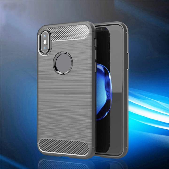 Ultrathin Mobile Phone Cover Case Hard Back Protector For iPhone 8 Gray for iPhone 8