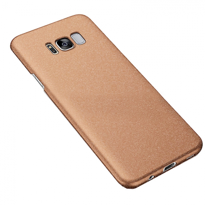 Heat Dissipation Phone Case For Samsung S8 S8 plus Full Cover Case S7 S7 Edge Protect Shell Rose Gold-S8 for Samsung