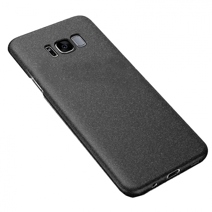 Heat Dissipation Phone Case For Samsung S8 S8 plus Full Cover Case S7 S7 Edge Protect Shell Black--S7 for Samsung