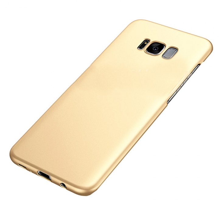 Heat Dissipation Phone Case For Samsung S8 S8 plus Full Cover Case S7 S7 Edge Protect Shell Gold-S7 Edge for Samsung