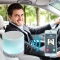 Portable Mini Bluetooth Speakers LED Wireless Small Stereo Sound Music Audio TF USB Light Speaker Blue for Smartphone