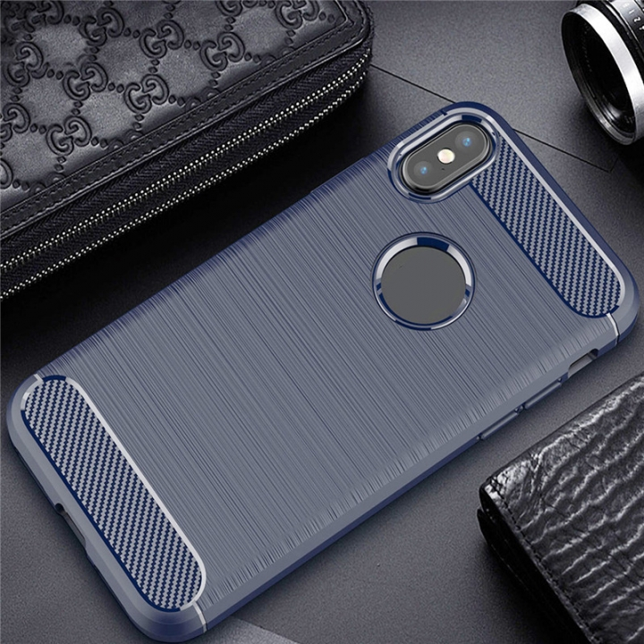 Ultrathin Mobile Phone Cover Case Hard Back Protector For iPhone 8 Blue for iPhone 8