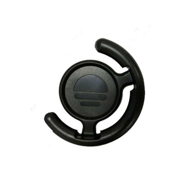 Retractable Airbag Cell Phone Table iPad Holder Stand black normal