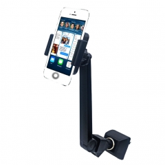 Car USB Phone iPad Tablets Holder Stand Suit iPhone 5 5s 6 6s 6s Plus 7 7s 7Plus 8 And Other Phone black normal