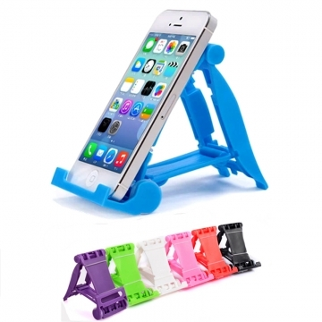Universal Racing Car Shape Mobile Phone Holder Adjustable Tablets Cellphone Stand Bracket blue Universal