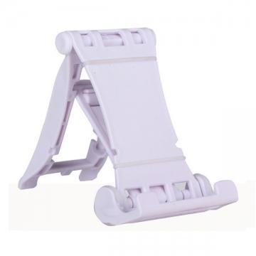 Universal Racing Car Shape Mobile Phone Holder Adjustable Tablets Cellphone Stand Bracket white Universal