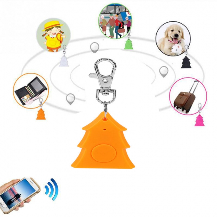 Smart Finder Tracker Bluetooth Anti-lost Child Pets GPS Locator For Android And IOS System