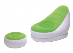 Bestway Comfort Cruiser Inflatable chair Green-white