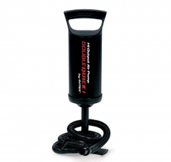 DOUBLE QUICK HAND PUMP black