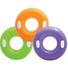 Intex Floater Hi-Gloss Tubes Orange Normal