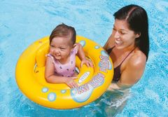 Intex My Baby Float Swimming Aid yellow normal