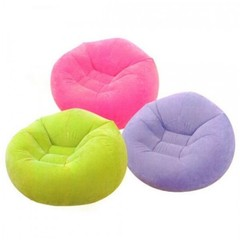 intex pink one-seater