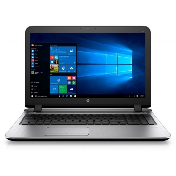 "HP Probook 450 G4 - 15.6"" - No OS - Intel Core i5 - 1TB HDD - 8GB RAM - Black 15.6"