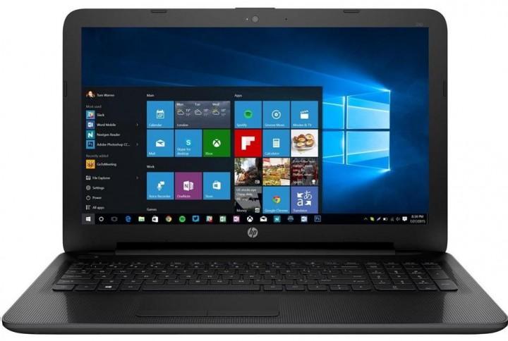 """HP 250 G6 - 15.6"""" - Intel Celeron - 500GB HDD - 4GB RAM - No OS Installed - Black"""