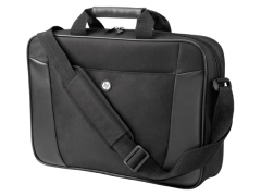 "HP 15.6"" Top Load Laptop Bag - Black black 15.6"
