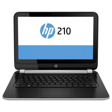 """HP 210G1 - 11.6"""" - Intel Core i3 - 128GB SSD- 4GB RAM - OS Not Installed - Silver Silver 11.6"""
