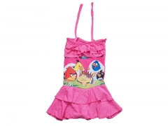 Children Swimming Suit Small Pink