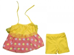 Children swimming Suits Small Multicolor