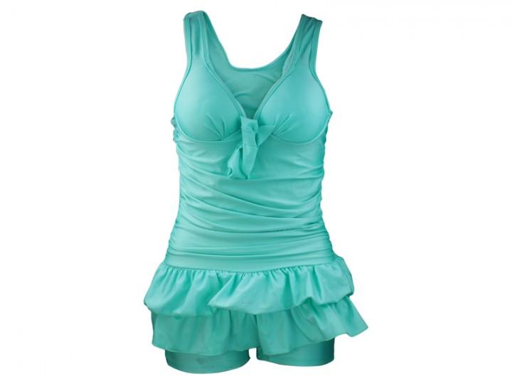 Ladies Swimming Costume Green Small At Kilimall Kenya