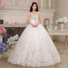 Plus Size Wedding Dress White Latest Designs Photos Ball Gown Wedding Dress pure white us 4 white m