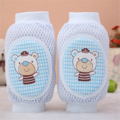 RONI Children breathable mesh knee pads, baby crawls to learn to fall against elbow 01 All code