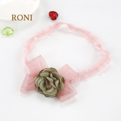 RONI Flowers, bows, children's hair bands. 01