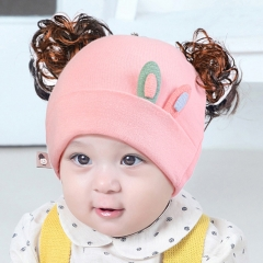 RONI Korean version of the girl pure cotton animal ear wig cap 01 all code