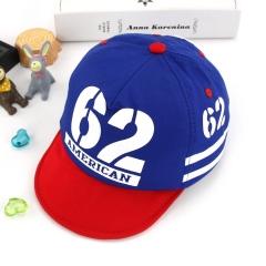 RONI Korean version of the children's number 62 Flat cap 01