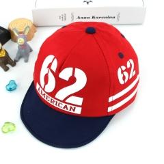 RONI Korean version of the children's number 62 Flat cap 02