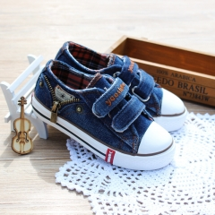 RONI 2018 Autumn baby boy new brand low shoes girl kids canvas shoes casual shoes 01 25