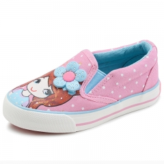 RONI 2018 Baby girl cute low board shoes kids canvas shoes casual shoes  princess shoes 01 25