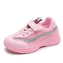 RONI 2018 Spring and Autumn new girls sneakers Breathable mesh shoes 01 25