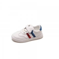RONI 2018 new boys and girls board shoes students Korean casual shoes 01 26